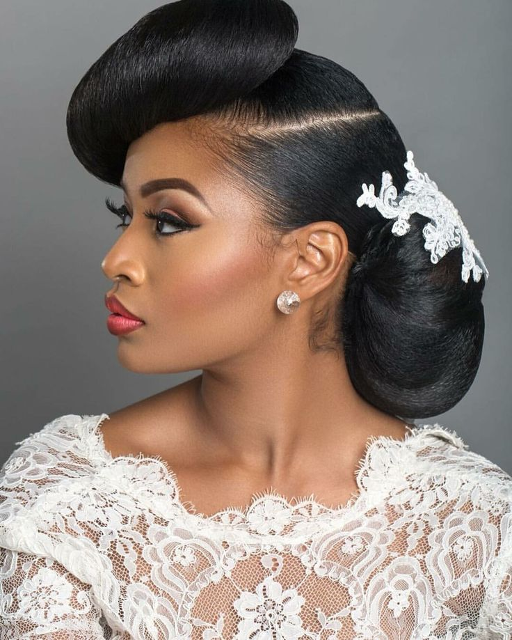 87 best makeup images on pinterest braids accessories and black contrary to the mainstream bridal make up and hair trends permed hair and natural makeup combining natural hair and bolder makeup ots beauty and charis pmusecretfo Images