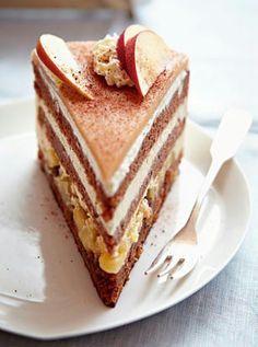Das Rezept für Winterapfel-Torte und weitere kostenlose Rezepte auf LECKER.de