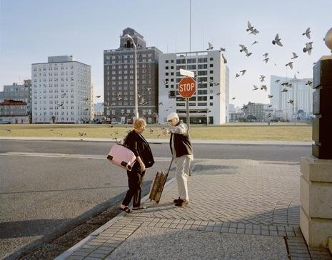 Photos of Atlantic City by Vittoria Mentasti.