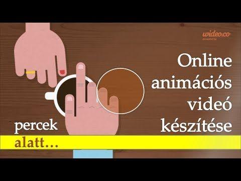 Animációs videó készítése online - YouTube