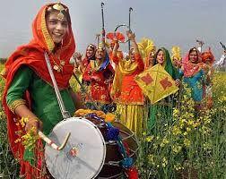 Celebrating Basant Panchami