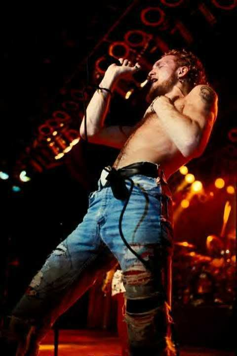 My obsession.  Love love love this man so much.  Layne Thomas Staley 1967-2002
