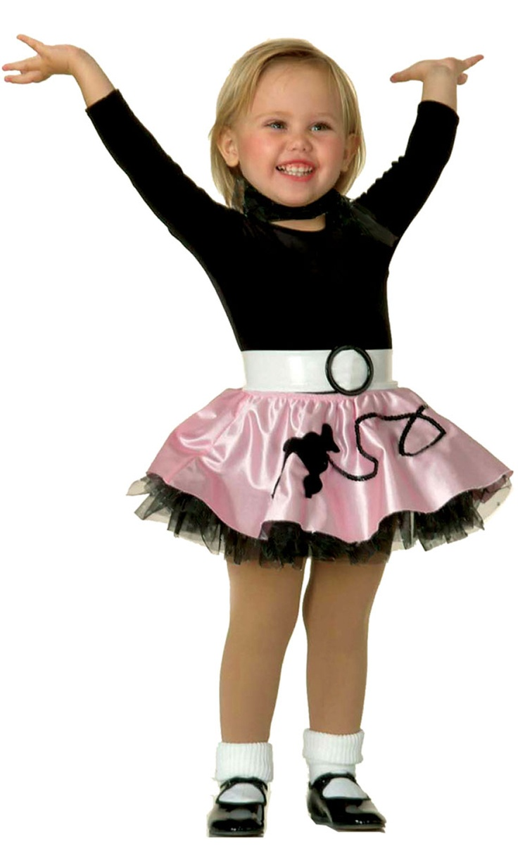 Baby Fifties Costume - 50s Costumes
