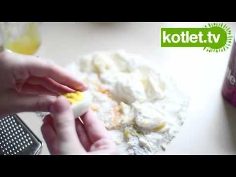 Kruche ciasto z gotowanym żółtkiem sprawdzone przeze mnie idealne do mazurka! | Kotlet.TV