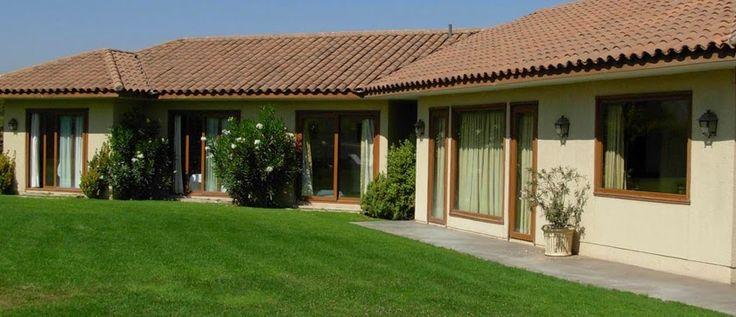 Casa colonial chilena moderna buscar con google casa for Buscar casas modernas