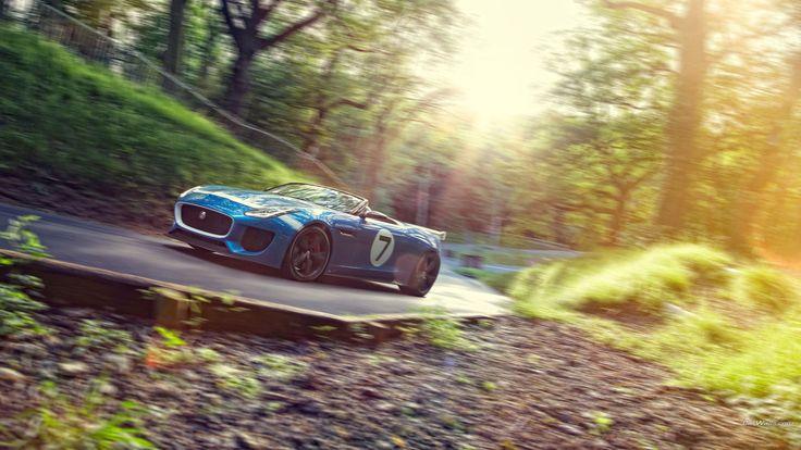 #1684216, 2013 jaguar project 7 concept category - Widescreen 2013 jaguar project 7 concept image