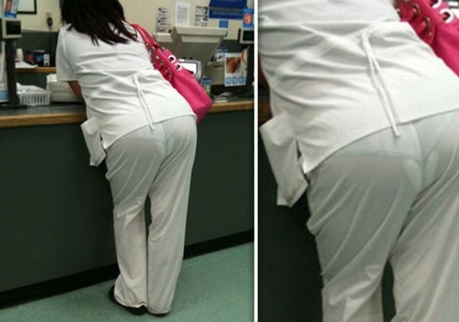 Never Wear A Maxi Pad With A Thong Wanna Laugh