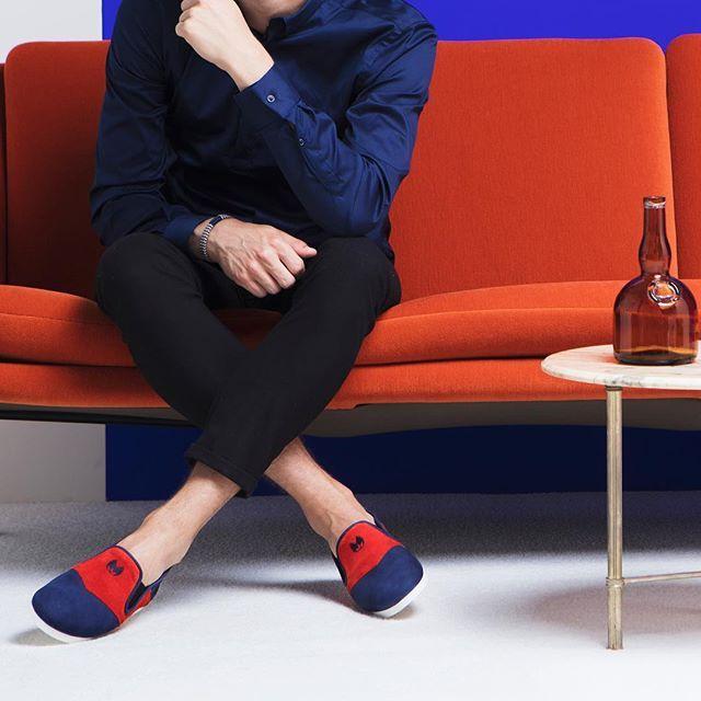 Soigne ton attitude 😎  #nenufar #indoorshoes #unisex #design #confort #attitude