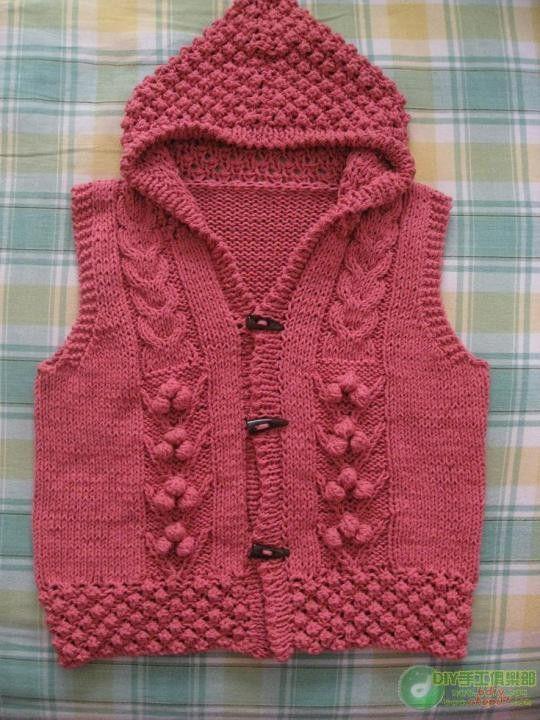 Switch] young beautiful short Hooded Vest - Pineapple Flowers - Mei Jing - meijing5759's blog