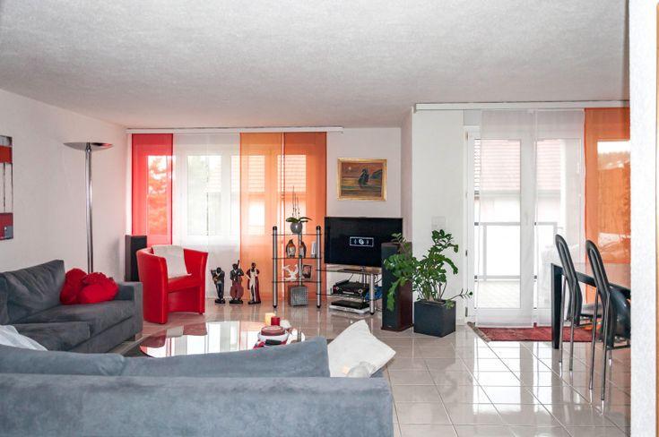 Erschwingliche Wohnung - 4½ Zimmer mit Westbalkon