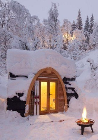 Mountain Cabin, Switzerland...honeymoon spot?