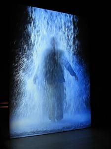 'The Crossing' de Bill Viola