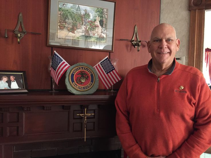 "In this week's ""Meet a Veteran"" feature, the Norwich Bulletin speaks with Richard Tremblay, of Putnam, who served as a Marine in Vietnam. Read more: http://www.norwichbulletin.com/news/20170106/meet-veteran-putnam-vet-was-marine-in-vietnam #CT #PutnamCT #Connecticut #Veteran #Vet #Vietnam"