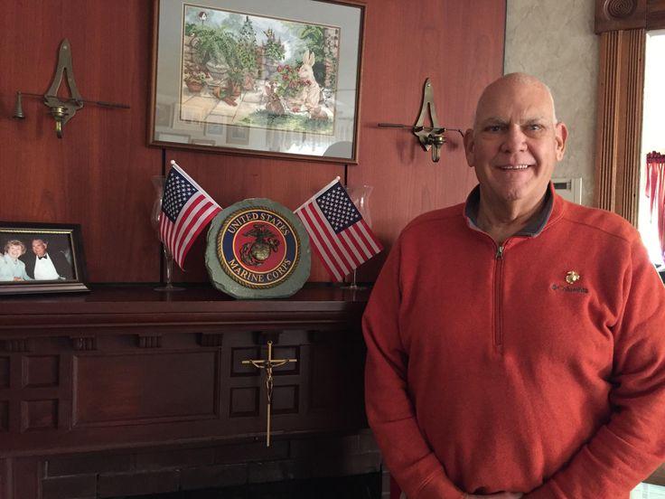 "In this week's ""Meet a Veteran"" feature, the Norwich Bulletin speaks with Richard Tremblay, of Putnam, who served as a Marine in Vietnam. Read more: http://www.norwichbulletin.com/news/20170106/meet-veteran-putnam-vet-was-marine-in-vietnam #CT #PutnamCT #Connecticut #Veteran #Vet #Vietnam"
