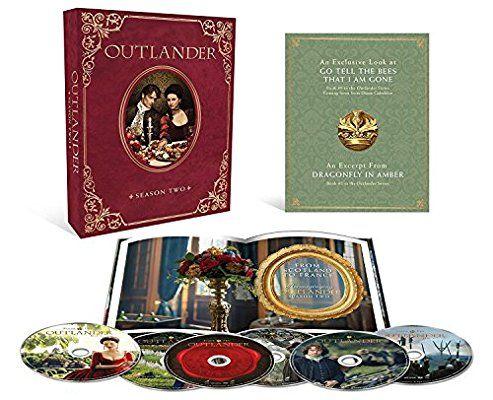 Outlander: Season 2 Bilingual Collector's Edition - Blu-ray/UV