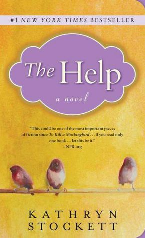 The Help - such an amazing book, one I've wanted to read again and again.