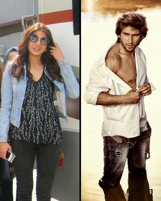 """FOR MORE BOLLYWOOD NEWS CLICK ON THE IMAGE""  Get latest Bollywood News and Gossip VISIT BISCOOT SHOWTYM FOR FULL STORY CLICK BELOW : http://www.biscoot.com/showtym  Anushka Sharma is still uncomfortable with Ranveer Singh on the sets of their film Dil Dhadakne Do. Here are a few pictures that prove it! FOR MORE BOLLYWOOD LATEST NEWS ON MOBLIE CLICK : http://m.biscoot.com"