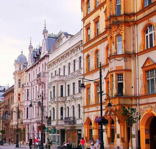 Lodz, Poland #lodz