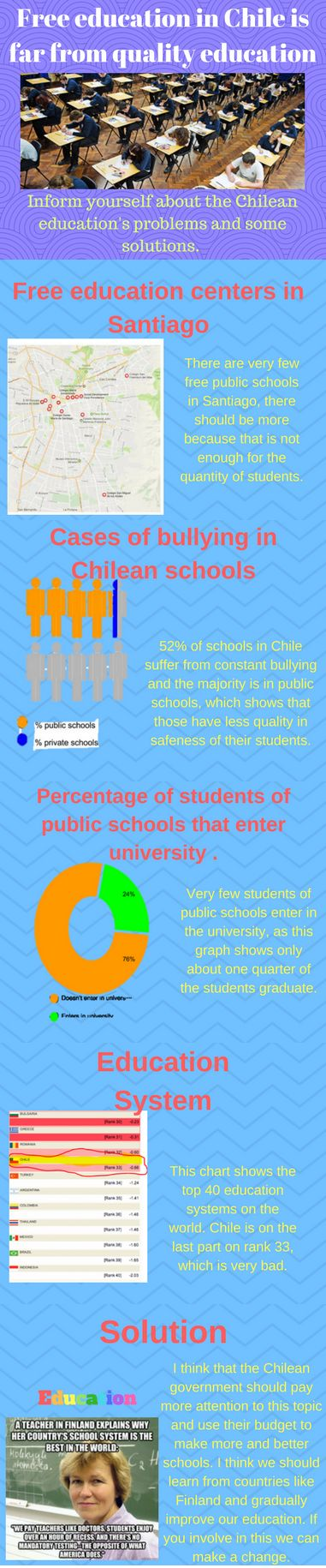 Free Education in Chile