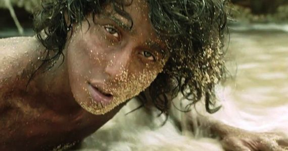 Suraj Sharma in 'Life of Pi'  Spoiler Alert: Click on picture for explanation of the story ending(s).