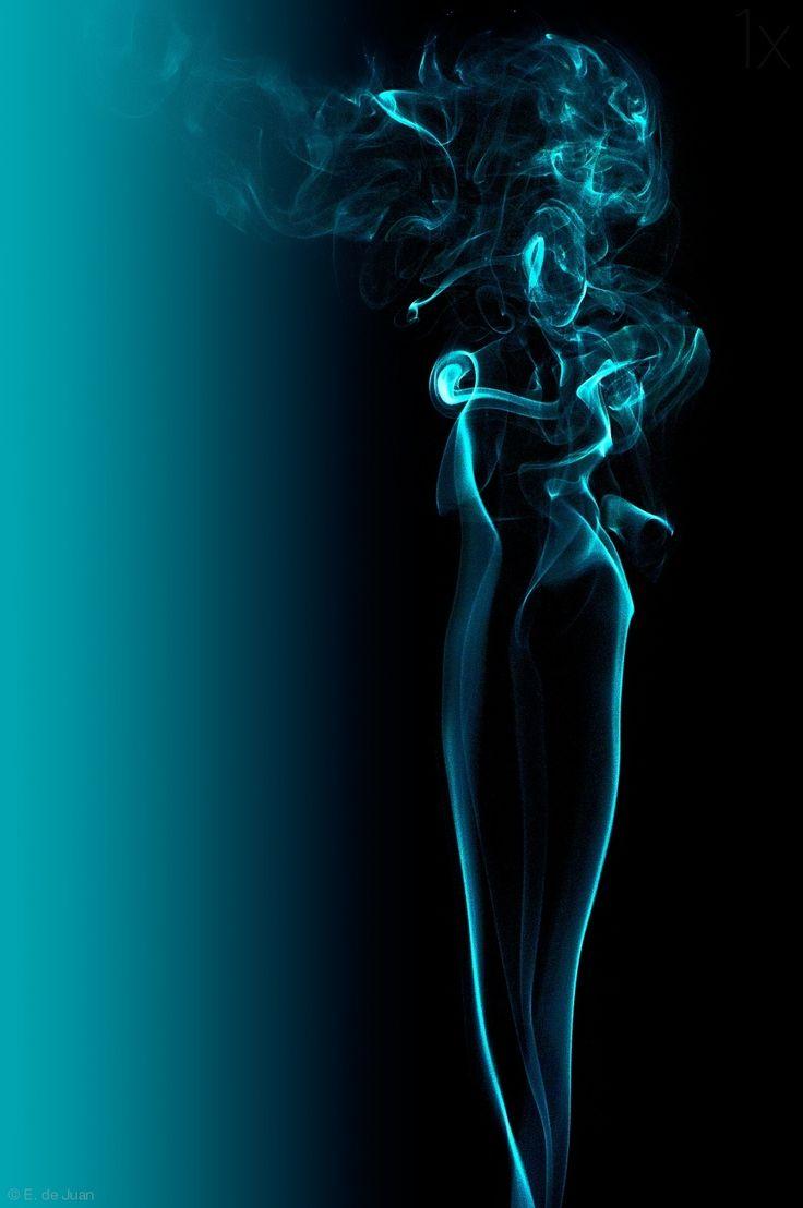 1X - Fashion in blue by E. de Juan