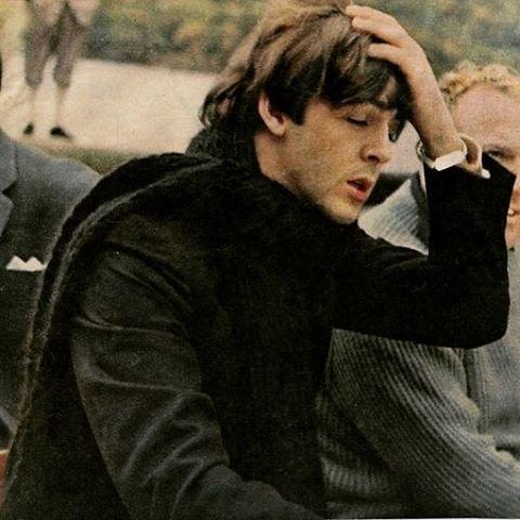 Paul in late 1964.