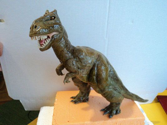 МК Динозавр (лепка) - торты в Воронеже от Alisa-kisa