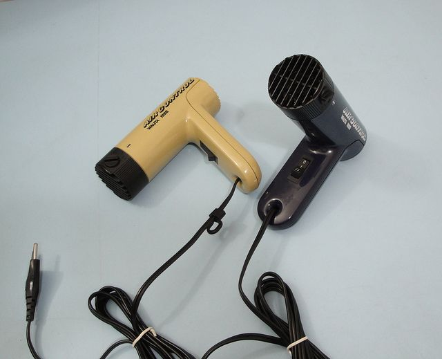 1983 Philips Walita hair dryer Air Control RI4412