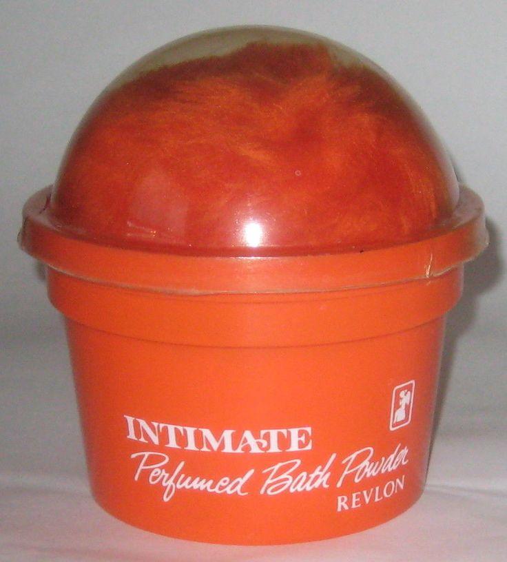 http://www.ebay.com/itm/Unused-INTIMATE-Perfumed-BATH-Body-POWDER-w-PUFF-Vintage-REVLON-CANADA-/400854566459?pt=LH_DefaultDomain_2