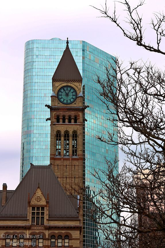 Toronto Old City Hall Clock Tower