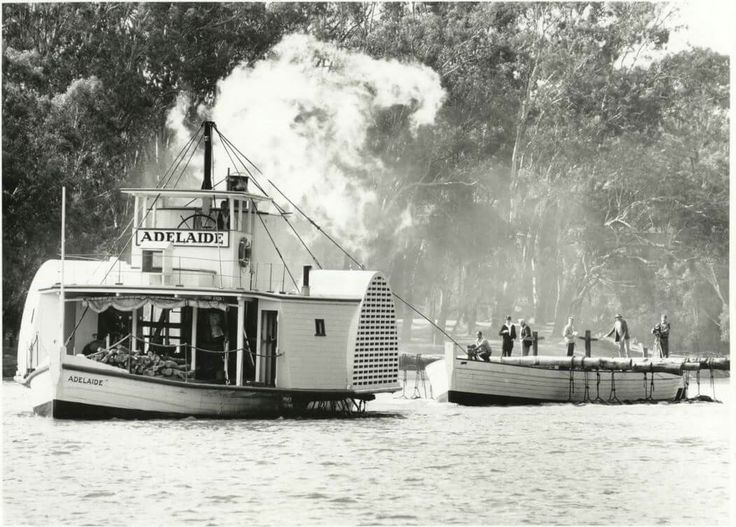 Happy Birthday to Echuca's PS Adelaide - the oldest wooden hulled paddlesteamer in the world. Today marks 150 years since its launch on July 21,1866. How lucky we are #throwbackthursday Echuca Paddlesteamers Murray River Paddlesteamers Steam #PSAdelaide #echuca Echuca Moama Tourism #echucaport #echucawharf Visit Melbourne #SeeAustralia