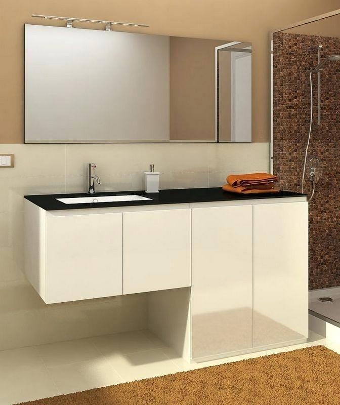 Mobile Porta Lavatrice Ikea Arredo Bagno Mobile Vip3 Con