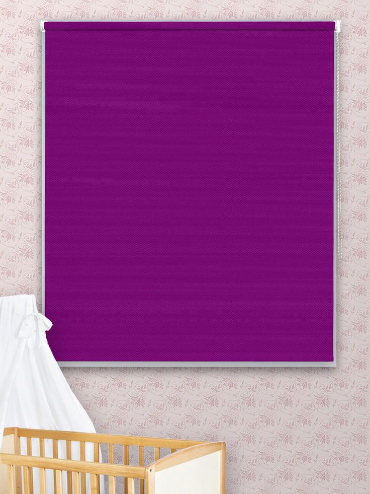 Roller Blinds | Buy Made To Measure Roller Blinds UK - Vibe Purple