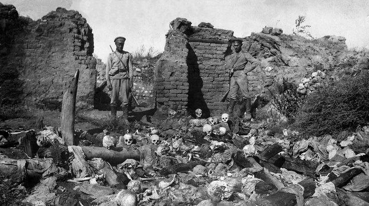 1916, le Génocide Arménien :