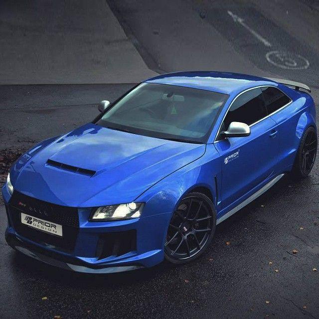 Audi RS5 Prior Design