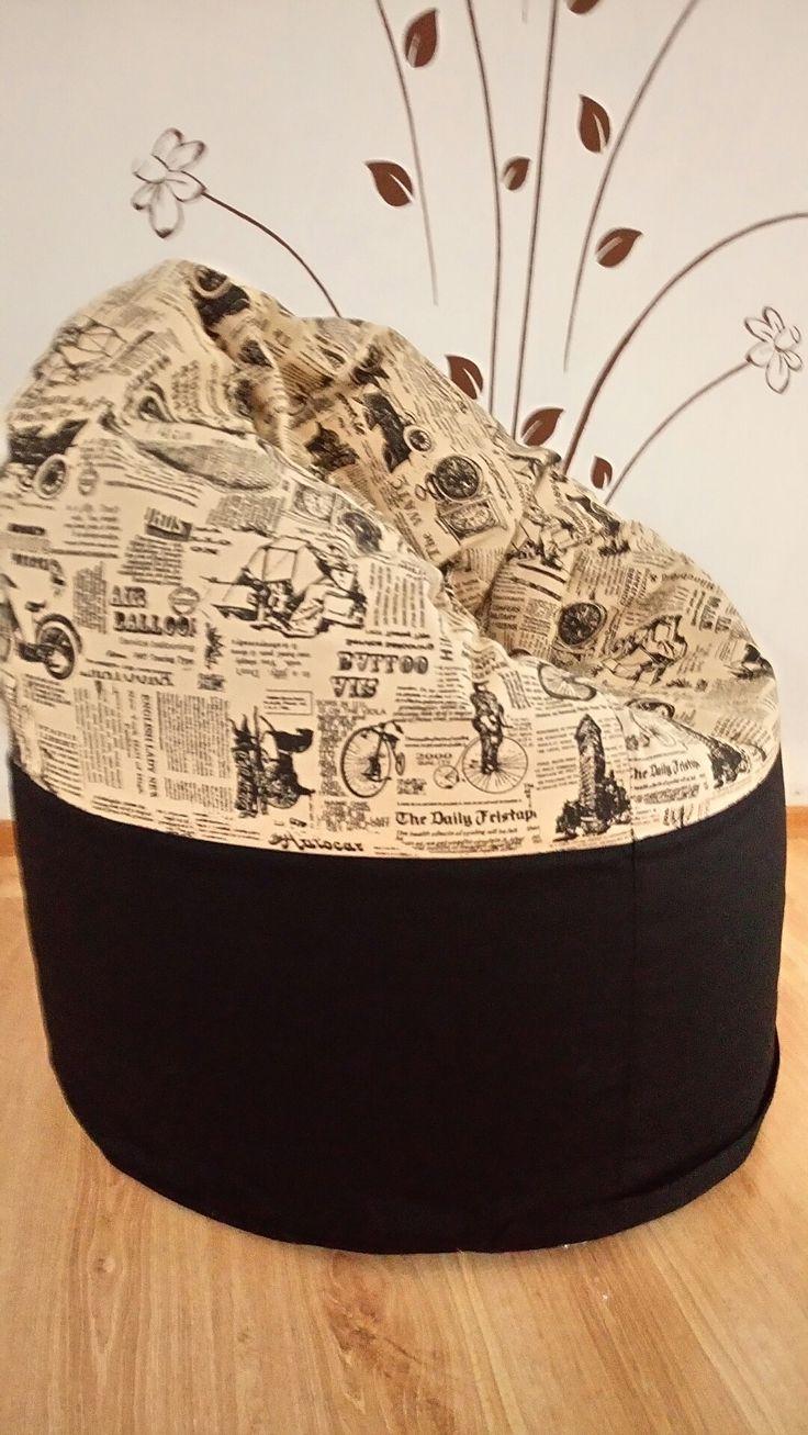 News Bean Bag