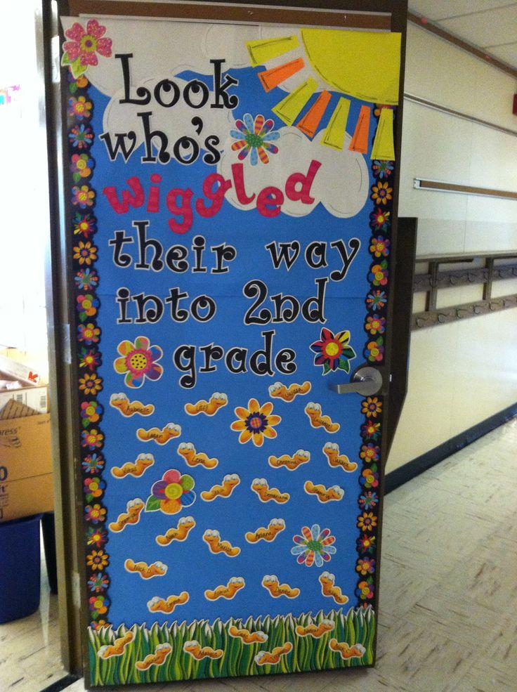Classroom Door Decoration Ideas For Grade ~ Best images about school door decorations on pinterest