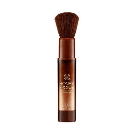 The Body Shop - Honey Bronze - BronzlaŞtirici Toz Pudra -02