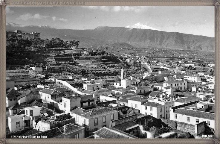 Puerto de La Cruz  año 1900.... #fotoscanariasantigua #tenerifesenderos #fotosdelpasado #canariasantigua #canaryislands #islascanarias #blancoynegro #recuerdosdelpasado #fotosdelrecuerdo