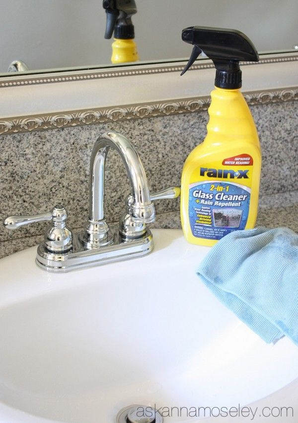 How to Clean Chrome Fixtures and Keep Them Clean