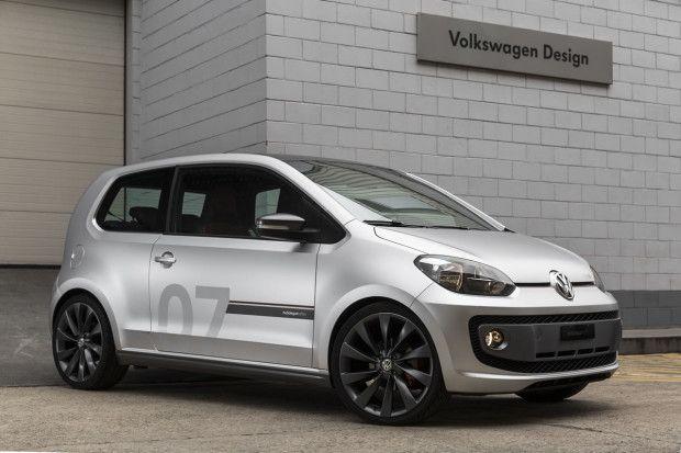 VW mostra o conceito do Up TSI Bubble Gun Treffen