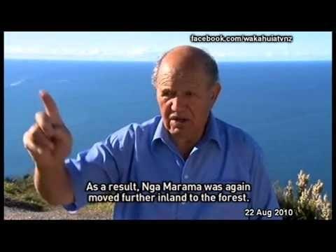 Part 1 of 3 Tauranga moana elders tell the history of Mauao Mountain