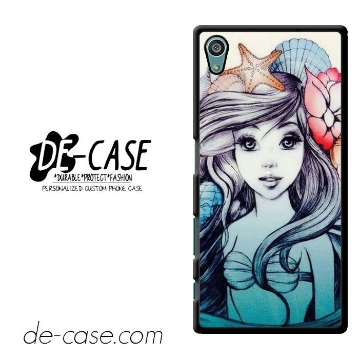 Little Mermaid Tattoo Sleeve DEAL-6580 Sony Phonecase Cover For Xperia Z5