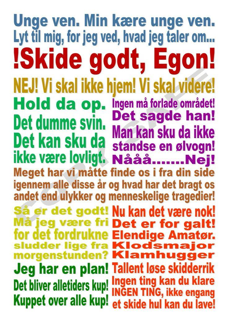 Egon Olsen