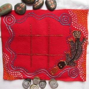 From Australian Native Art