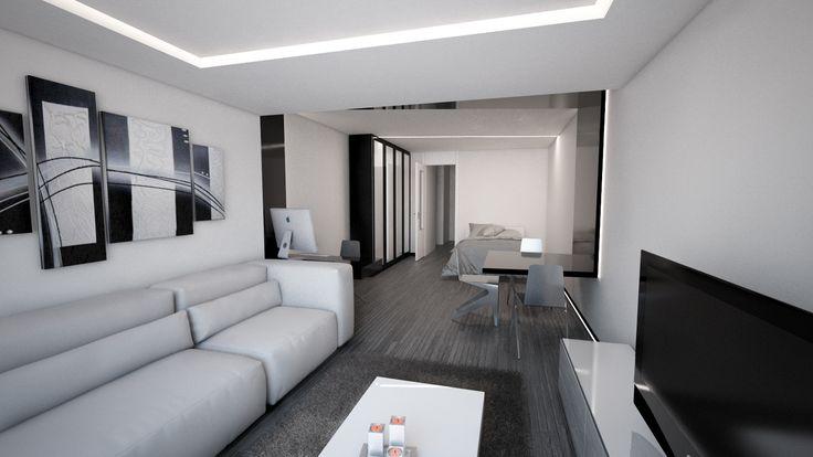 Diseño de interiores en vivienda 2