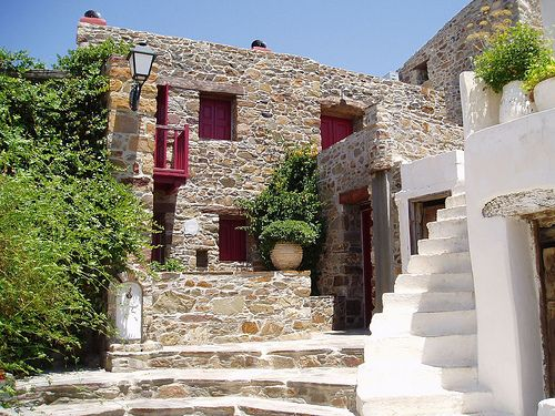Chios, Greece - a Chian dream home
