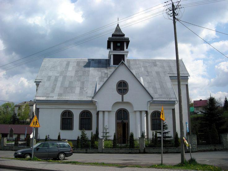 Kościół pw. św. Stanisława BM w Stryszawie Dolnej