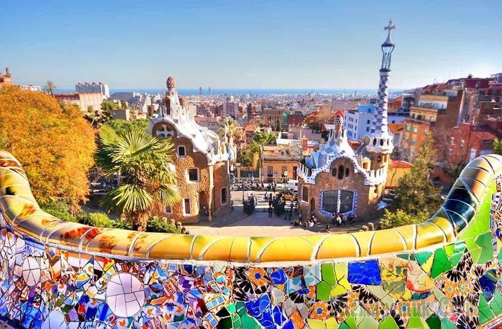 Топ 10: главные достопримечательности Барселоны.