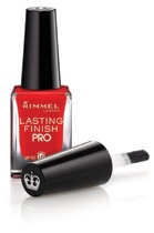 Rimmel Nail Polish - Stiletto Red bought this one in NY and its also a fave!!!